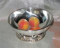 Canadian Sterling Silver Fruit Bowl Carl Poul Petersen / Georg Jensen 775 gr.   eBay