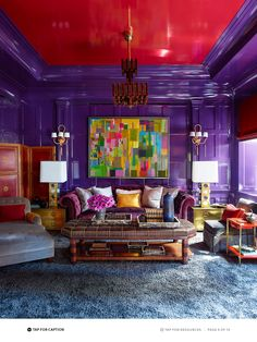 I saw this in the September 2014 issue of @ELLEDECOR.   http://bit.ly/1pTydyx