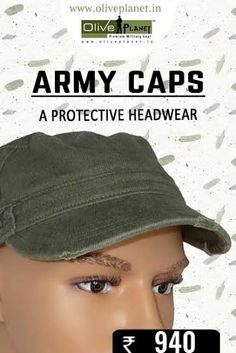 Shop for Various selection of Army or military Caps online at Olive Planet. Visit: http://www.oliveplanet.in/caps-hats   #buyarmycapsonline #militaryhats #armybaseballcaps #BoonieHats #PatrolCaps