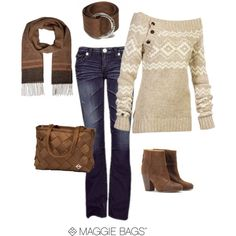 """Cozy #7"" by #maggiebags on #Polyvore"