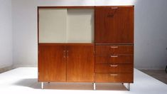 Cees Braakman ''Made to Measure'' Cabinet for UMS Pastoe, 1955 2