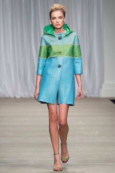 SPRING 2015 RTW ERMANNO SCERVINO COLLECTION