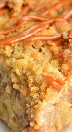 Caramel Apple Pie with Cookie Crust