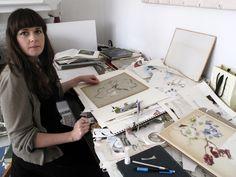 amazing artist Alexis Anne Mackenzie  theflopbox_alexis_mackenzie