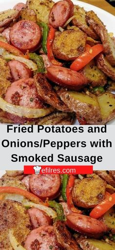 Sausage Recipes, Pork Recipes, Casserole Recipes, Cooking Recipes, Veggie Side Dishes, Main Dishes, Dinner Dishes, Dinner Recipes