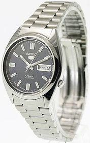 Seiko 5 (Seiko Five) Men' s Automatic Dress Watch #SNXS77J1. Please Visit us at the following URL: http://www.bodying.com/seiko-5-men-snxs77j1/watches/14991