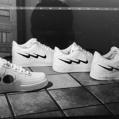 Swedish House Mafia Teases Collaborative Nike Air Force 1: Along with Virgil Abloh-designed merch.