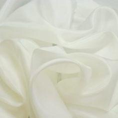 silk habotai white Fabrics, Silk, Tejidos, Cloths, Silk Sarees, Fabric, Textiles