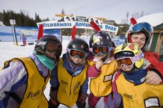 Fernie Alpine Resort is very proud to offer a variety of great weekend club program.  From the Little Rippers (Age 3), the ultimate option for teaching your kids to ski. This package of private lessons is sure to spark a lifelong passion for skiing.    Up to the 'Big Mountain Skiers' (Age 12-17) program for competent big mountain skiers. Designed for developing the skills and style needed to move into the world of competitive freestyle. Big Mountain, Mountain Resort, Ski And Snowboard, Snowboarding, Alpine Skiing, Skiers, Age 3, Winter Sports, Cross Country