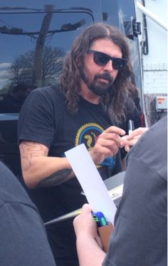 Dave Grohl....Ohio