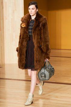 Coach  Fall 2016 Ready-to-Wear Fashion Show / Défilé automne 2016 prêt-à-porter #mode