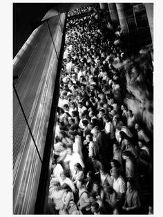 Metro SP Multidão