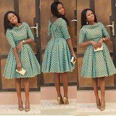 We are kick-starting this year Ankara fashion and styles with a bang!The Ankara style ensembles are getting more and more interesting. It is pretty exciting to see lovely prints transformed into something magical that is always worth talking about.Ankara can be literally sewn into...