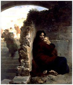 Léon Cogniet, Massacre of the Innocents, 1824 on ArtStack #leon-cogniet #art
