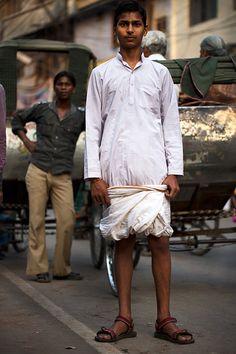 On the Street…Varanasi, India