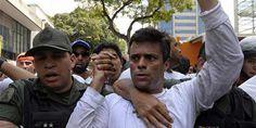 Leopoldo López: 'Zapatero siempre apoyó a Maduro' | La Gaceta – The Bosch's Blog