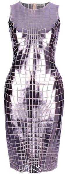 PACO RABANNE Margaux Sleeveless Dress