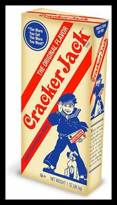 Cracker Jacks. The toys used to be sweet. #DecorateIfYouDareContest