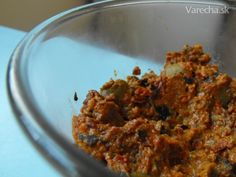 Efektná olivová nátierka