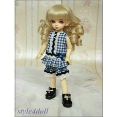 style4doll Jacket  Pantaloons  for 1/6 BJD YoSD by style4doll, $15.99