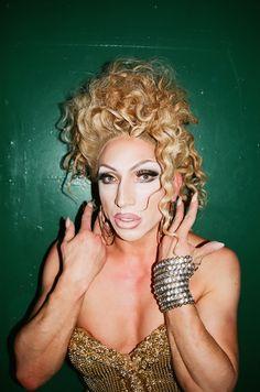 Gorgeous Portraits of San Francisco's Drag Queens - Vice