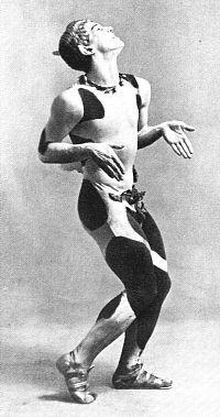 """L'Apre midi d'un faun"" [The Afternoon of a Faun) - 1911, Ballet Russes"