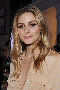 Today's Beauty Muse: daily celebrity beauty inspiration - Olivia Palermo | Harper's Bazaar