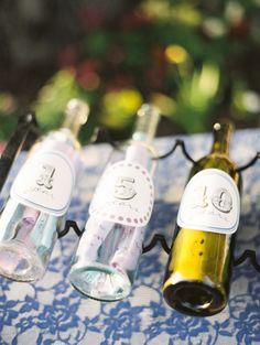 wish bottles - nice idea