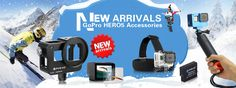 New Arrival for GoPro Accessories
