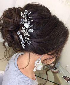 Elstile wedding hairstyles for long hair 68 - Deer Pearl Flowers / http://www.deerpearlflowers.com/wedding-hairstyle-inspiration/elstile-wedding-hairstyles-for-long-hair-68/