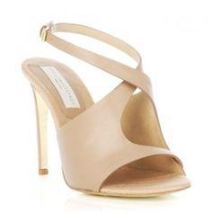 $219  Stella McCartney Cut-away sandals