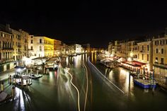 Original fine art photography featuring the famous Grand Canal in Venice, Italy by night. • Landscape print sizes: 4x6, 5x7, 8x10, 10x12, 12x16, 16x20, 20x24, 24,36  FINE ART CANVAS (only available for UK shipping due to costs) • Canvas depth 2 • Canvas edge will be white to ensure you do not lose any of the image • Landscape canvas sizes: 12x16, 25x30, 30x40  If you would like to discuss any of the print/canvas op...