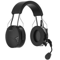 2526a05b27f Earmuffs, Headset, Communication, Bluetooth, Headphones, Headpieces,  Headpieces, Hockey Helmet