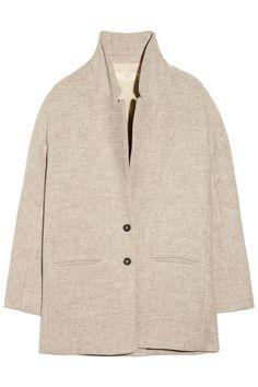 // Vanessa Bruno Athé wool-blend coat