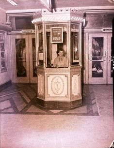 State Theatre Ticket Booth