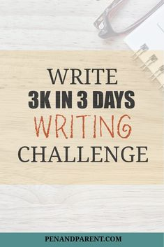 Are you dreaming of writing something but sick of staring at a blank cursor? We wanna help you! We know that one of the hardest parts about writing is creating a consistent daily practice. With this free writing challenge, you'll not only write A LOT, you'll also make it a habit. You'll receive a daily creative writing prompt and editing tips to get you crafting quality fiction or non-fiction in no time. Join now! #writingchallenge #writingchallengecreative