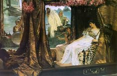 cleopatra barge