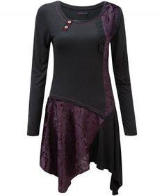 Delightful Devore Dress, Women, Dresses