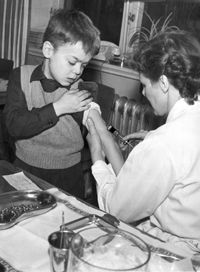 Quest for Health: Vaccines don't have to hurt as much as some fear