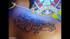 Jasmine Name Tattoo Jasmine Flower Tattoos, Jasmine Tattoo, Best Tattoo Designs, Flower Tattoo Designs, Pink Jasmine, Tattoo Trends, Love Tattoos, Dark Fantasy, Tattoo Artists