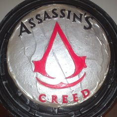 Assassin's Creed cake ;)