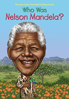"Read ""Who Was Nelson Mandela?"" by Pam Pollack available from Rakuten Kobo. As a child he dreamt of changing South Africa; as a man he changed the world. Nelson Mandela spent his life battling apa. Story Of The World, Change The World, Nelson Mandela Book, News South Africa, First Black President, Cultura General, Chapter Books, Luther, Book Lists"