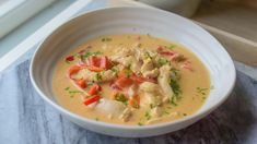Kyllinggryte - Passer til både hverdag og fest! | Gladkokken Fest, Sugar And Spice, Thai Red Curry, Spices, Food And Drink, Soup, Ethnic Recipes, Spice, Soups