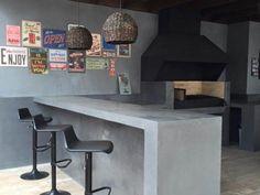 Santiago-quinchos-17 Corner Desk, Bbq, Table, Furniture, Home Decor, Pools, Barbecue Grill, Design Projects, Homes