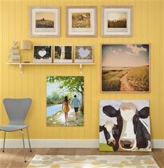 Framed and Canvas Wall Art from our Good Life collection