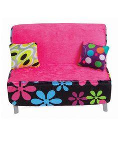 Look at this #zulilyfind! Swanky Sofa for Groovy Girls Dolls #zulilyfinds