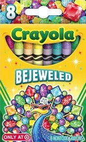 "The Crayon Blog: The Crayola Target ""Pick your Pack"" Exclusive Set Bejewed - Need this (Have the Pick a Pack version)"