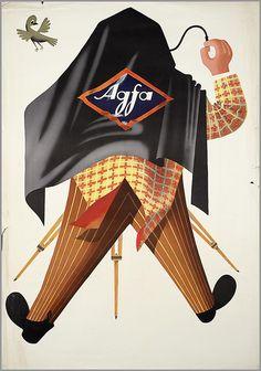 Agfa Poster, 1951/52