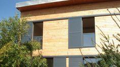 extension maison bois agrandissement ossature bois