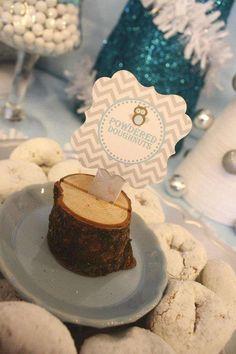 Winter ONEderland Birthday  | CatchMyParty.com